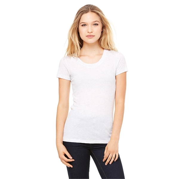 Bella+Canvas Ladies' Triblend Short-Sleeve T-Shirt
