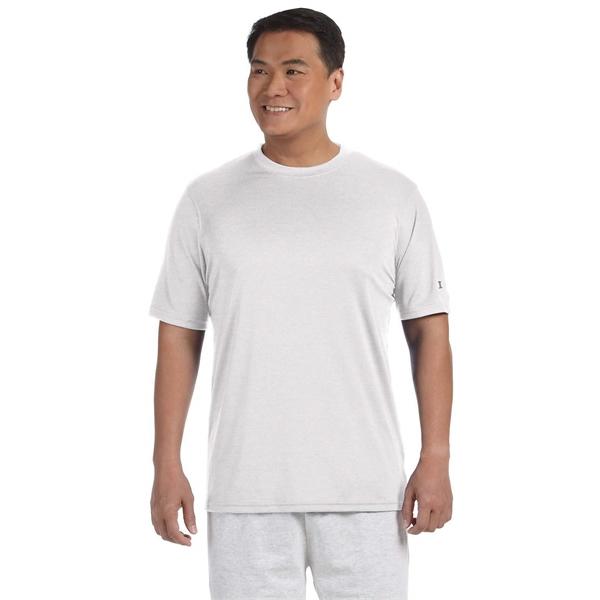 Double Dry Adult 4.1 oz. Double Dry® Interlock T-Shirt