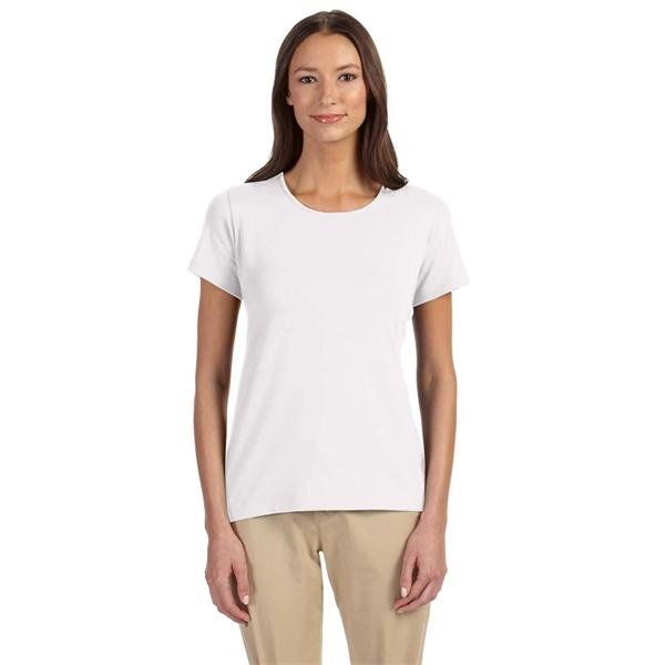 Devon & Jones Ladies' Perfect Fit™ Shell T-Shirt
