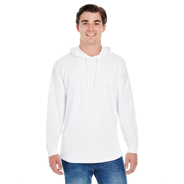 J America Adult Game Day Jersey Hood