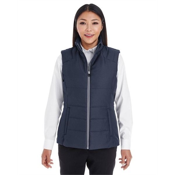 Ash City Ladies' Engage Interactive Insulated Vest