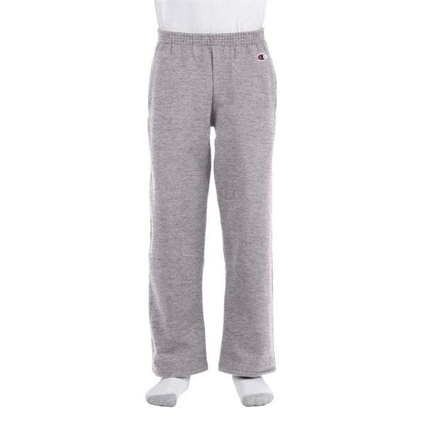 Eco Youth Double Dry Eco® Open-Bottom Fleece Pant