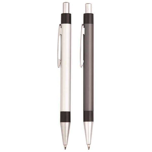 Metal Aluminum Click Ballpoint Pen