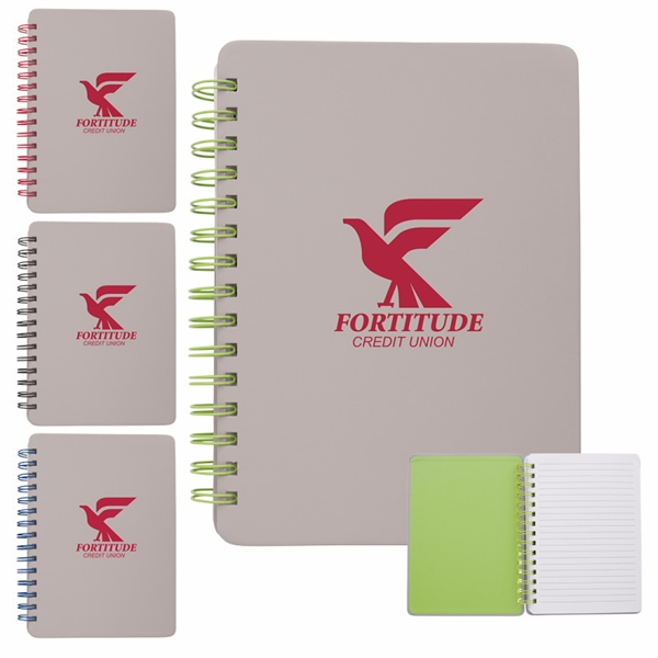 Color Ring Notebook