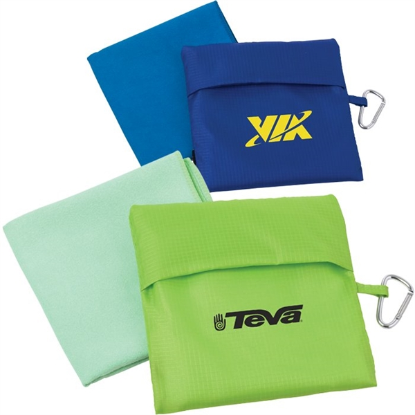 Oversized Microfiber Travel Towel