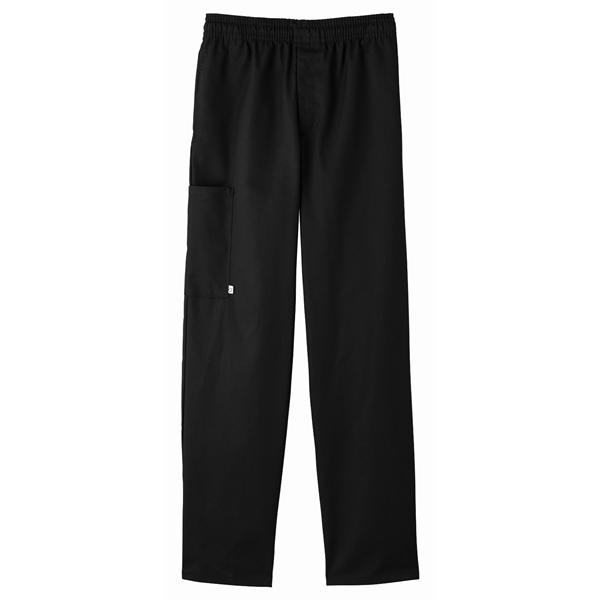 Five Star Chef Apparel Zipper Front Pant