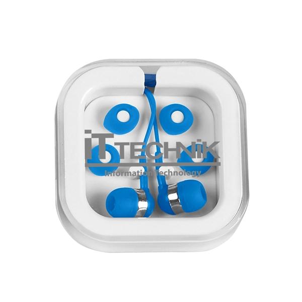 Earbuds In Case