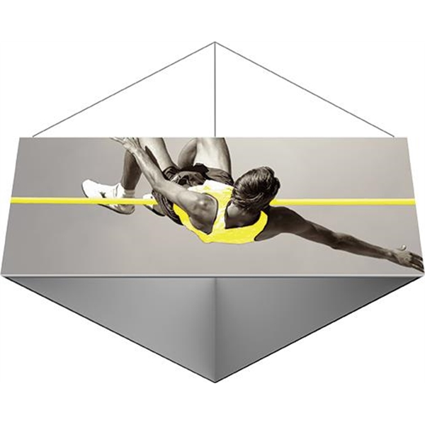 Formulate Essential 12' x 2' Triangle Hanging Structure