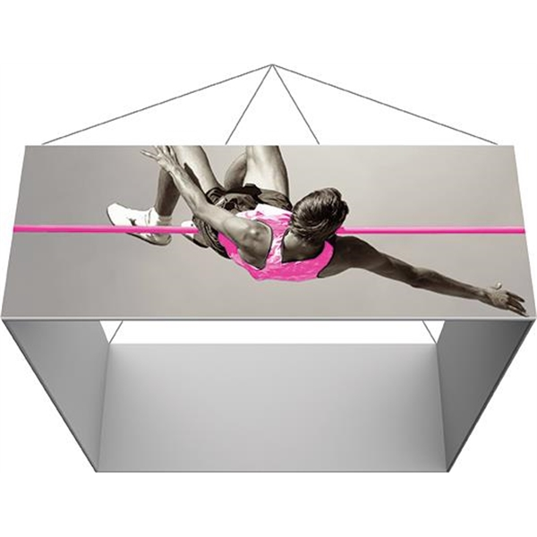 Formulate Essential 8' x 3' Square Hanging Structure