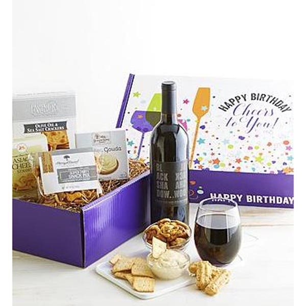Red Wine Birthday Market Box FY18