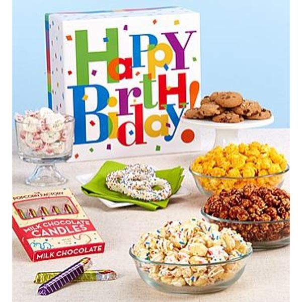TPF Big Birthday Sampler Box