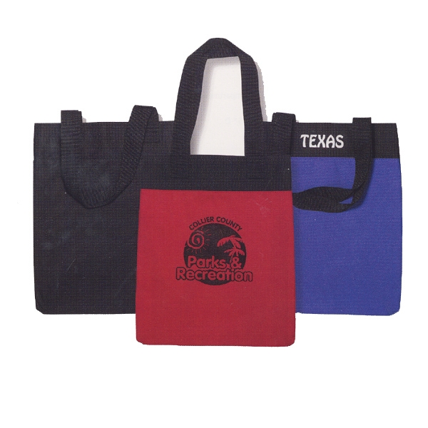 UPRIGHT MEETING TOTE