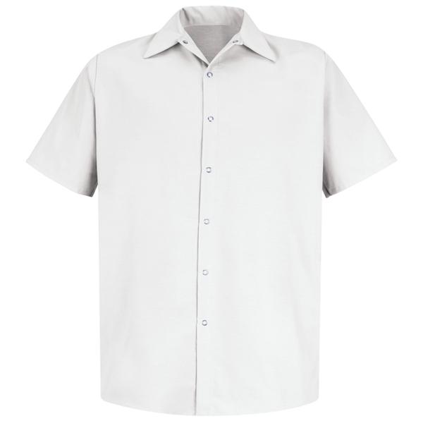 Red Kap® Men's Specialized Pocketless Work Shirt (Long)