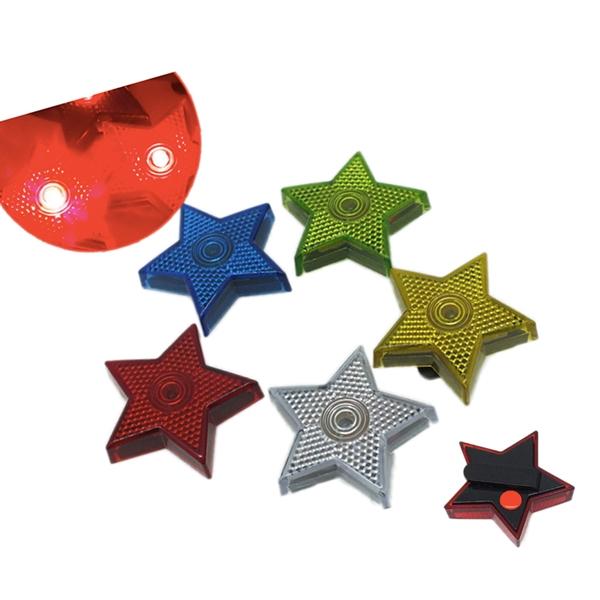 Blinking Star Light, Safety Light, LED Light
