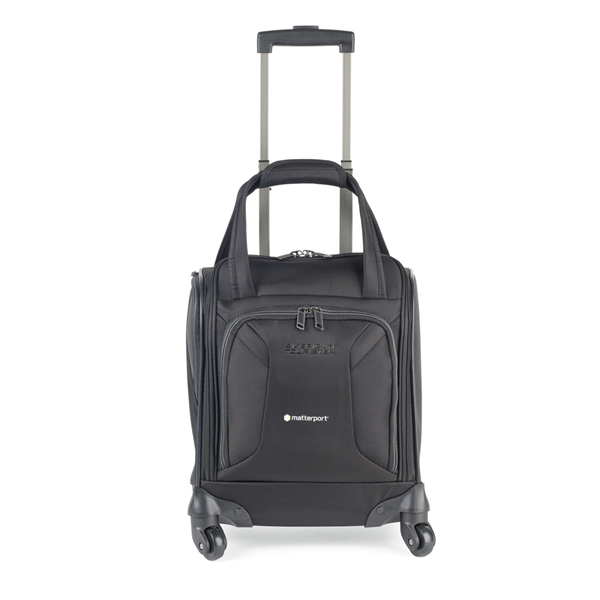 American Tourister Zoom Spinner Underseat Carry
