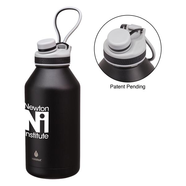 Manna™ 64 oz. Ranger Steel Bottle