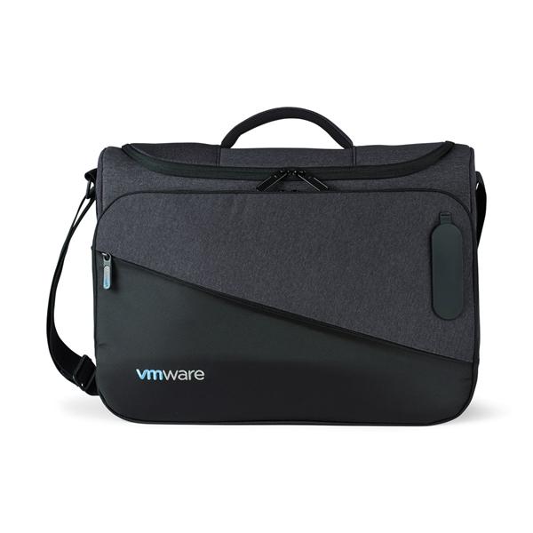 Life in Motion™ Linked Charging Computer Messenger Bag
