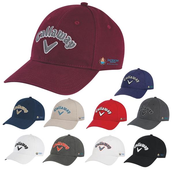 Callaway® Heritage Twill Cap