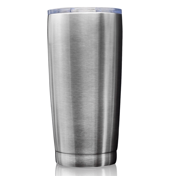 16 oz. Putter Finger Grip Stainless Steel Tumbler