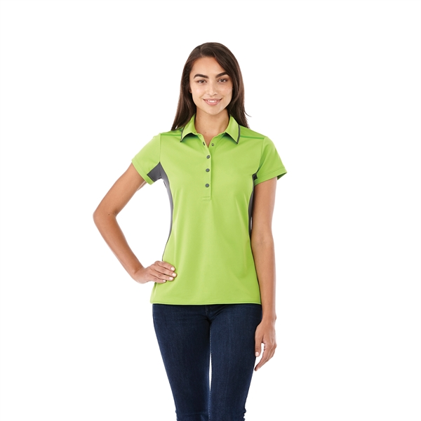 ROYCE Short Sleeve Women's Polo