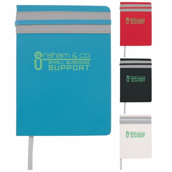 Elastic Stripe Journal