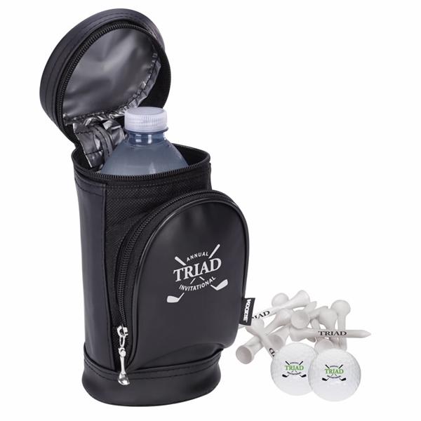 KOOZIE® Golf Bag Kooler Kit - Wilson® Ultra 500