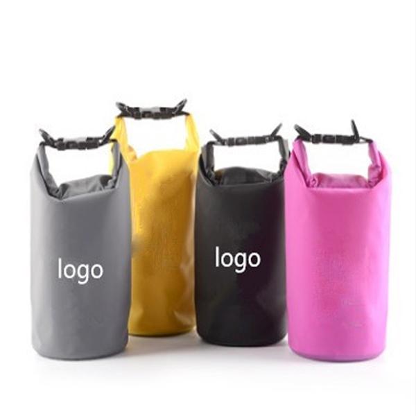 2L PVC Foldable Waterproof Dry Bag