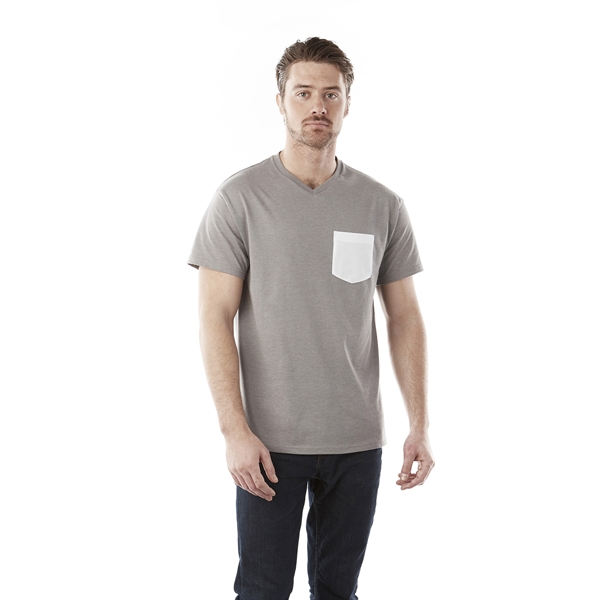 MONROE  Short Sleeve Pocket  Men's Tee