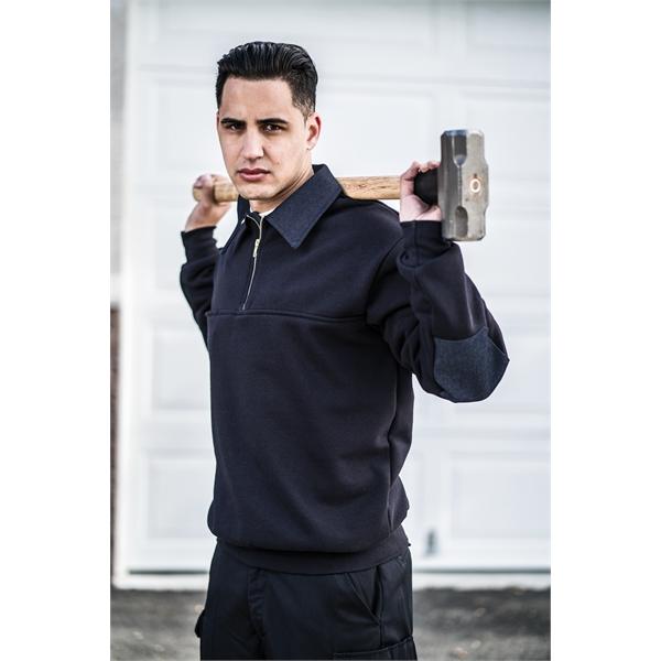 The Firefighter's Work Shirt - Custom
