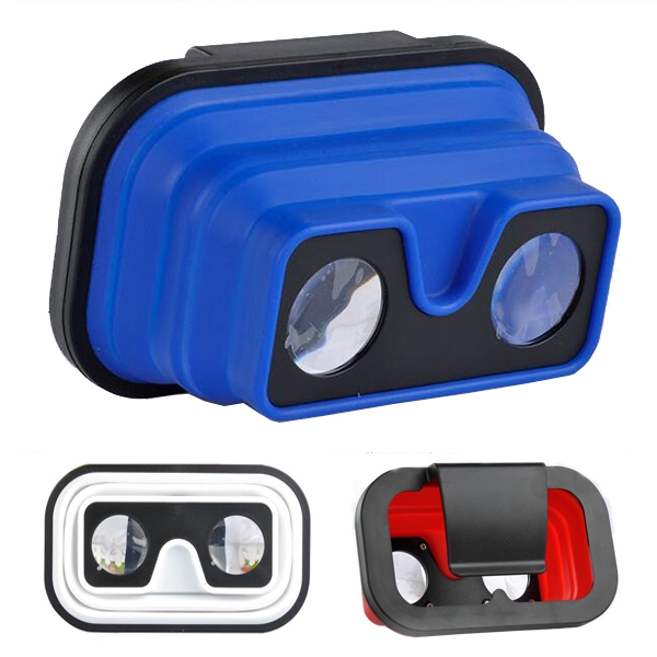 Silicone VR Glasses