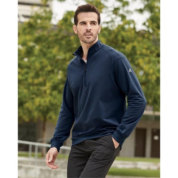 Adidas Quarter-Zip Club Pullover