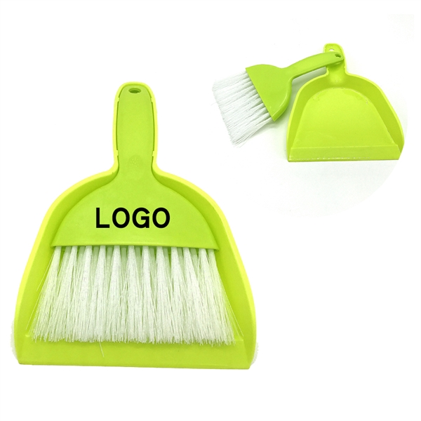 Mini Cleaning Brush And Dustpan Set