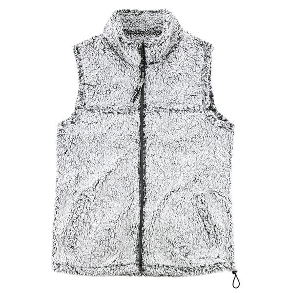 Boxercraft Women's Sherpa Full-Zip Vest