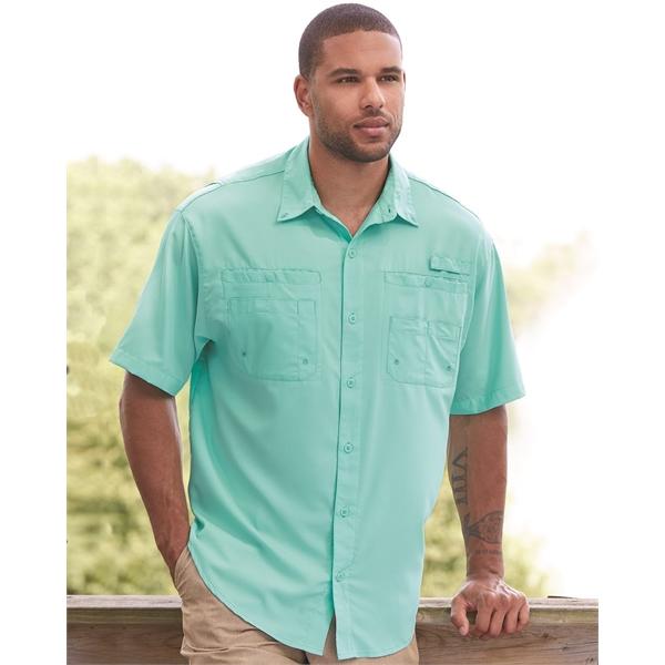 Hilton Baja Short Sleeve Fishing Shirt