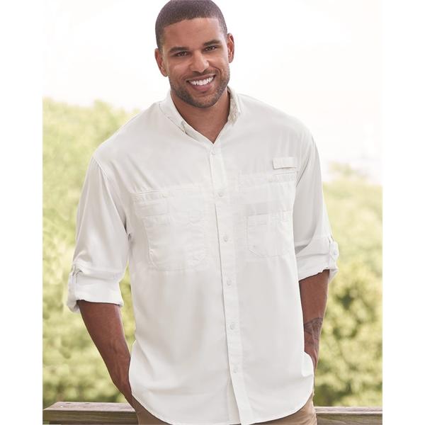 Hilton Baja Long Sleeve Fishing Shirt