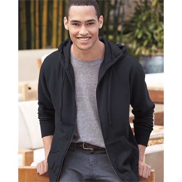 Independent Trading Co. Full-Zip Hooded