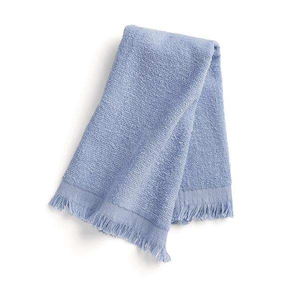 Q-Tees Fringed Fingertip Towel