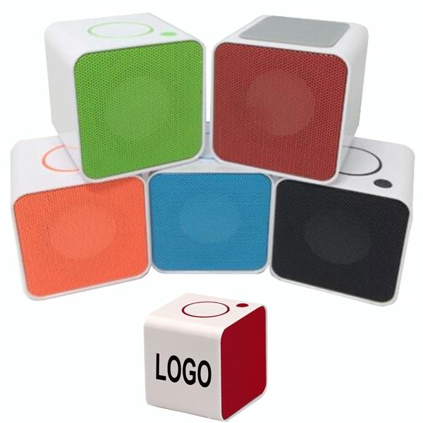 Mini Portable Cube Wireless  Speaker