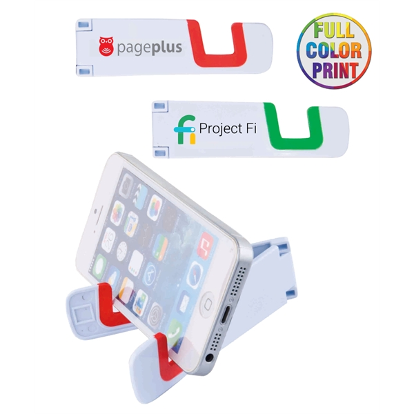 Foldable Phone Stand - Full Color