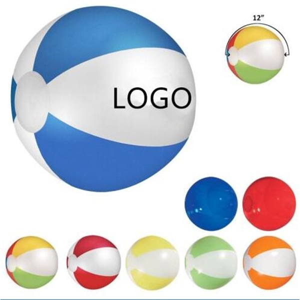 Inflatable pvc promotion Beach Ball