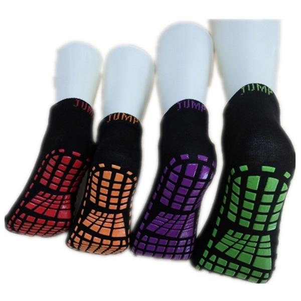 Trampoline Socks, Yoga Socks, Non-slip Socks