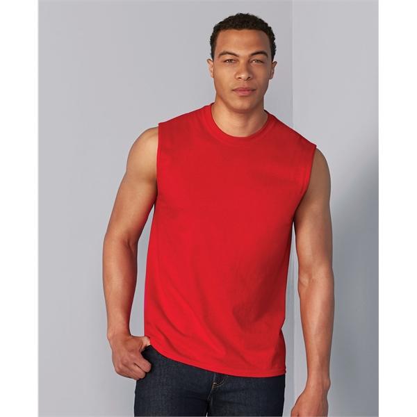 Gildan Ultra Cotton® Adult Sleeveless T-Shirt