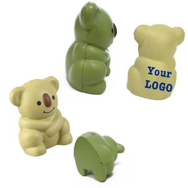 Koala Bear Stress Ball,Cute Tree Bear PU Ball