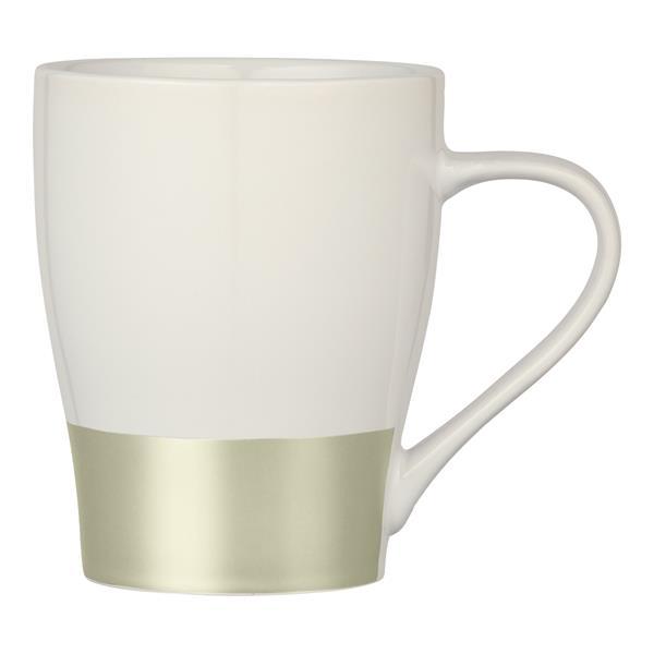 16 Oz. Metallic Stripe Mug