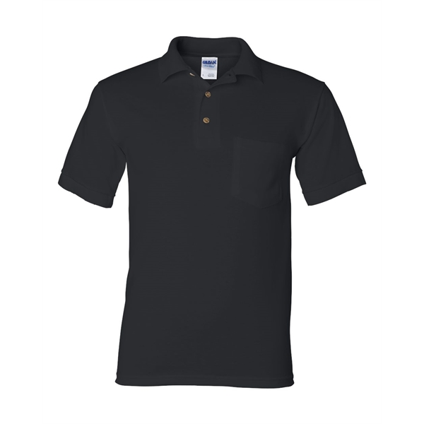 Gildan DryBlend® Jersey Pocket Sport Shi