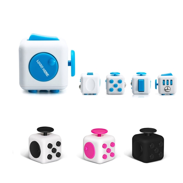 Mini Cube Relieves Stress Toys