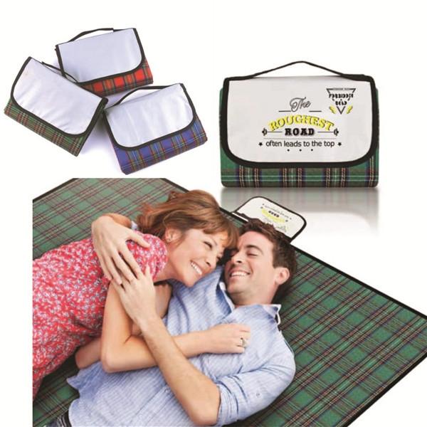 Picnic Blanket With Custom Logo(Free Shipping)