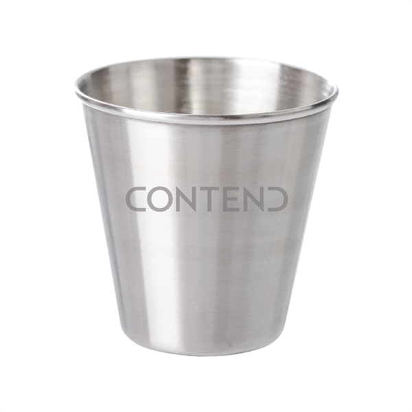 2 oz. Stainless Steel Shot Glass Cup