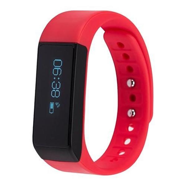 OLED Fitness Tracker Sports Bracelet w/ Adjustable Straps