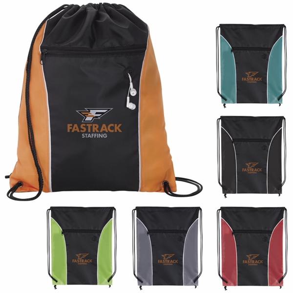 Midpoint Drawstring Backpack